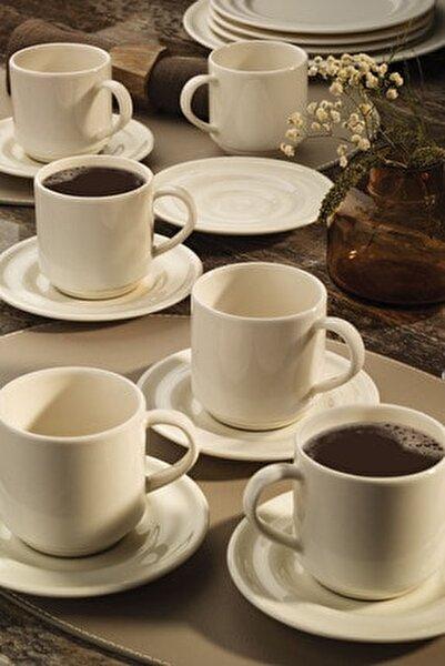 Tuvana Çay Takımı Krem