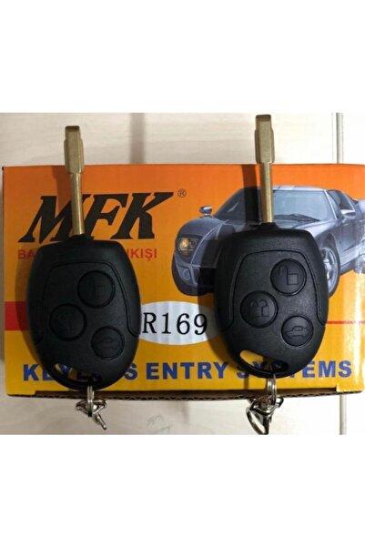 Mfk Rock Ford Tipi Anahtarlı Uzaktan Kumanda Açma Kapama Set