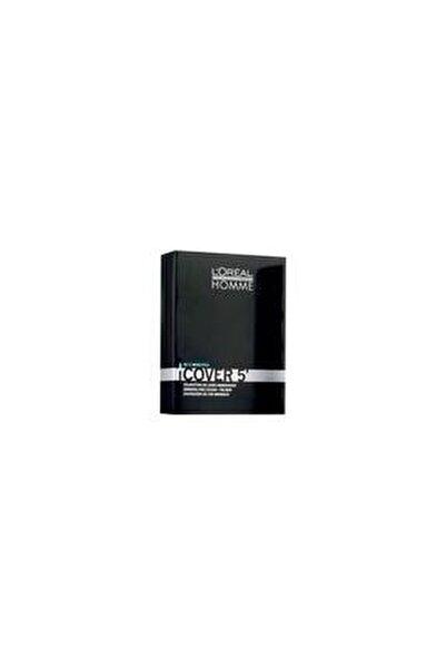 Pour Homme Cover 5' Erkekler için Amonyaksız Hızlı Saç Boyası No:4- Kestane 3x50 ml