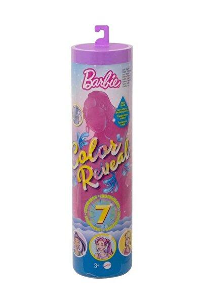 Barbie Color Reveal Renk Değiştiren Sürpriz Işıltılı Bebekler Serisi - Seri 1