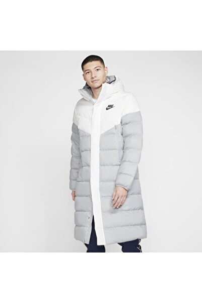 Nike Sportswear Down-fill Windrunner Erkek Kapüşonlu Parka Cu0280-100 Erkek Parka