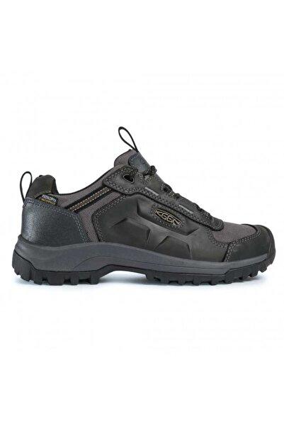 Keen Erkek Gri Yürüyüş Ayakkabısı Basın Rıdge Wp