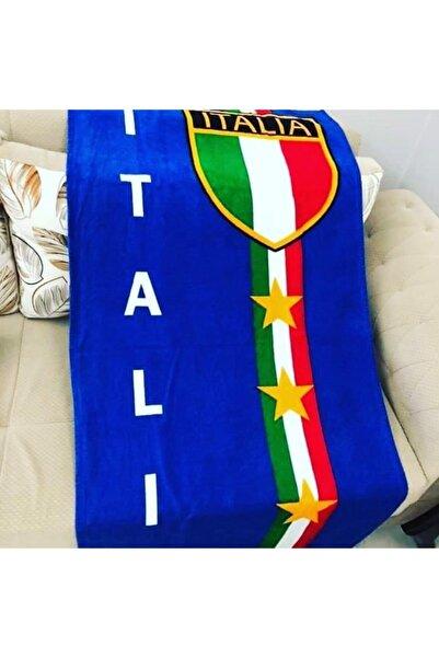 Momo Italia Bayraklı Dekoratif Çok Amaçlı Havlu