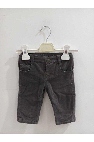 Bebepan Erkek Bebek Gri Pantolon