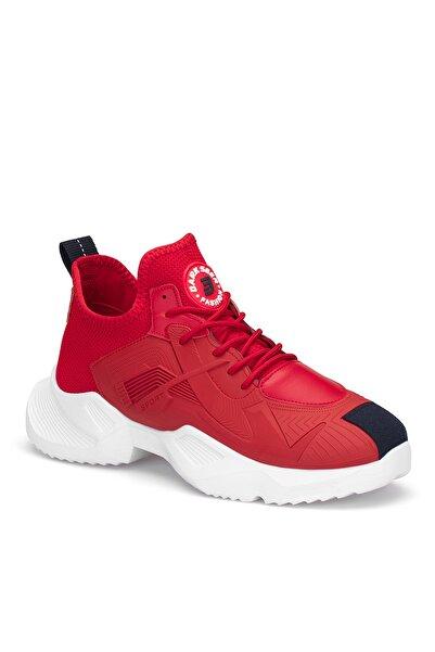 DARK SEER Kırmızı Erkek Sneaker