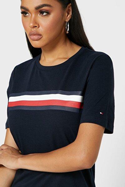 Tommy Hilfiger Organik Cotton Baskılı T-shirt Ww0ww29660
