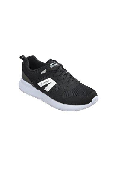 Slazenger Slzenger Shell Siyah-beyaz Unisex Spor Ayakkabı