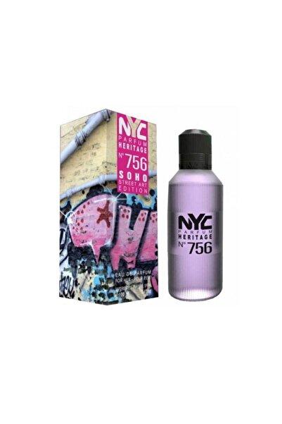 NYC Kadın Parfüm Heritage No:756 Soho Street Art Edition 100 Ml. Parfüm