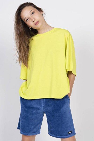 Addax Oversize Basic T-shirt P0920 - J8