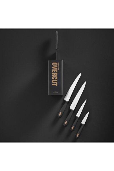 Karaca Overcut Bıçak Seti 6 Parça
