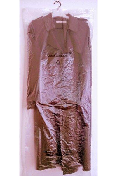 POŞET Elbise saklama poşeti 50x130 Cm 20 Adet