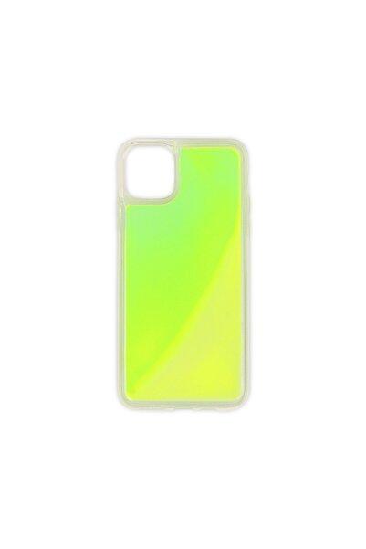 Twist Kadın Yeşil Metalik Telefon Kılıfı TW6200074002