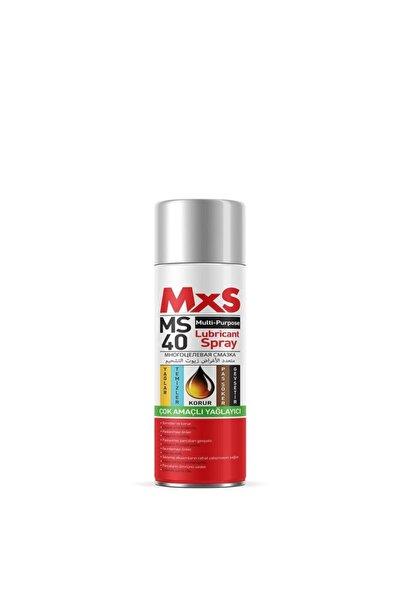 MxS Çok Amaçlı Multi Sprey 200ml Yağlayıcı Gevşetici Pas Sökücü Korur
