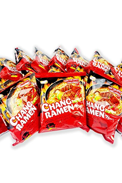 DOSHİRAK Doshırak Chang Ramen 20'li Set