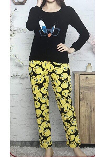 TWEETY 'li Pijama Takımı