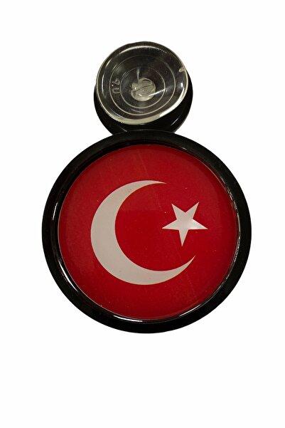 Sedef Türk Bayrağı Pleksi Resimlik