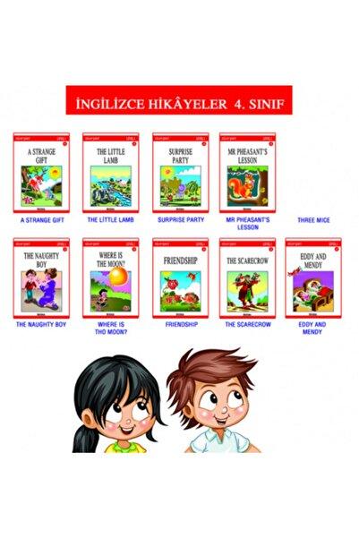 Özyürek Yayınları Ingilizce Hikayeler 4. Sınıf Level 1- (10 Kitap Takım)