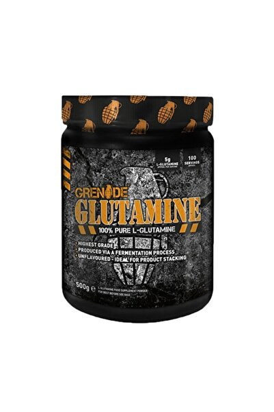 Grenade Glutamine Pure L-glutamine 500 gr