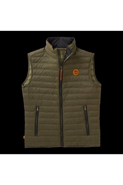 Timberland Tımberland Yeşil Axis Peak Warm Cls Vest Erkek Yelek Tb0a2ca1a581