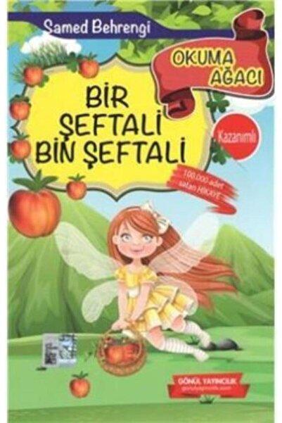 Gönül Yayıncılık Bir Şeftali Bin Şeftali Okuma Ağacı