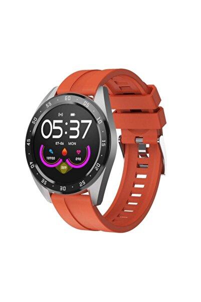 Smart Girtech X10 Akıllı Saat- Turuncu
