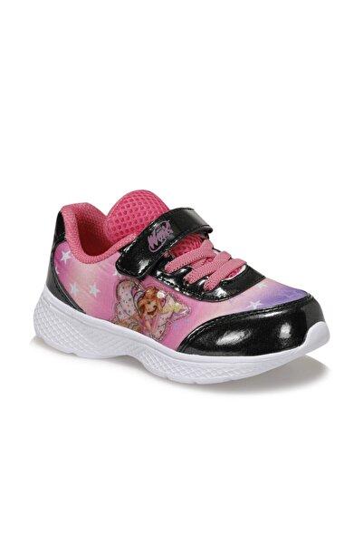 winx SAMBY.P1FX Siyah Kız Çocuk Fashion Sneaker 100938604