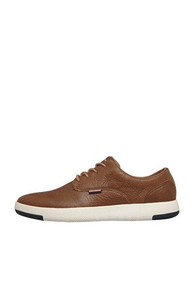 Tommy Hilfiger Erkek Kahverengi Casual Ayakkabı