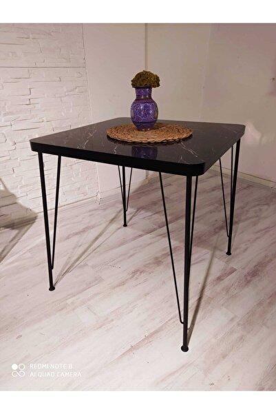 AVVİO Defne Yemek Masası Mutfak Masası Cafe Masası