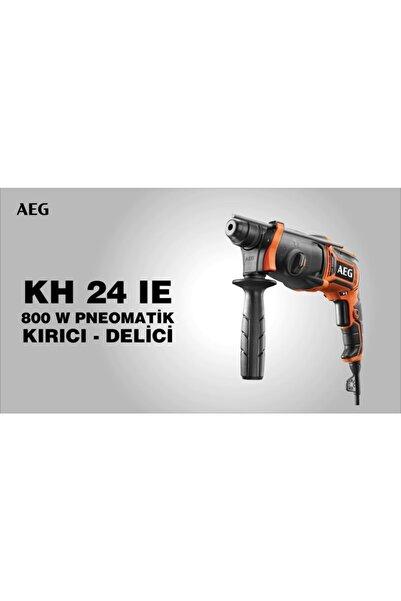 AEG Kh 24 Ie Sds Plus 800w Kırıcı Delici