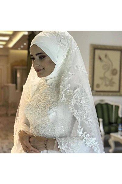 Mediha Cambaz Bridal Haute Couture Tesettür Gelinlik Özel Tasarım Üretim Dikim Tesettürlü Kapalı Gelinlik