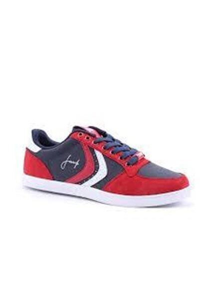 Jump Unısex Kırmızı Günlük Spor Ayakkabı