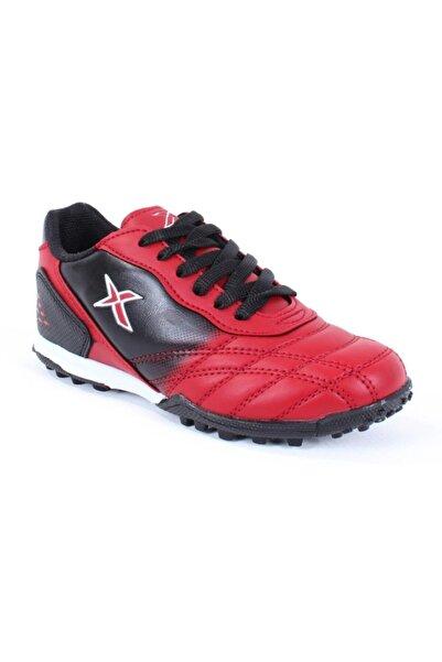 Kinetix Erkek Kırmızı Forlan Turf Çocuk Halı Saha Ayakkabı