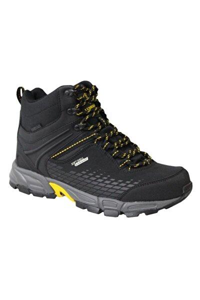 lumberjack Flake Hi Siyah-sarı Waterproof Outdoor Ayakkabı Bot 7322l Flakeh