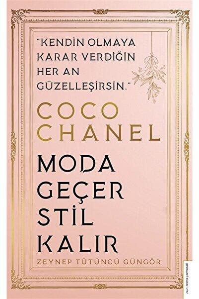 Destek Yayınları Coco Chanel  Zeynep Tütüncü Güngör 9786254410482