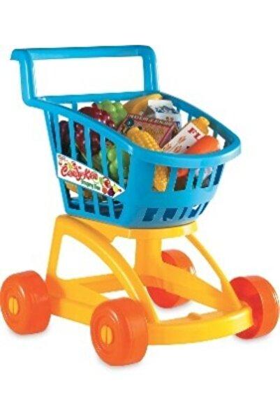 Dede Oyuncak Candy & Ken Market Arabası Dolu