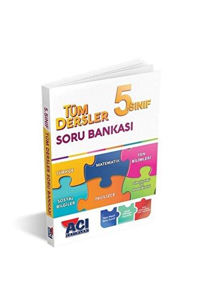 Açı Yayınları 5.sınıf Tüm Dersler Soru Bankası