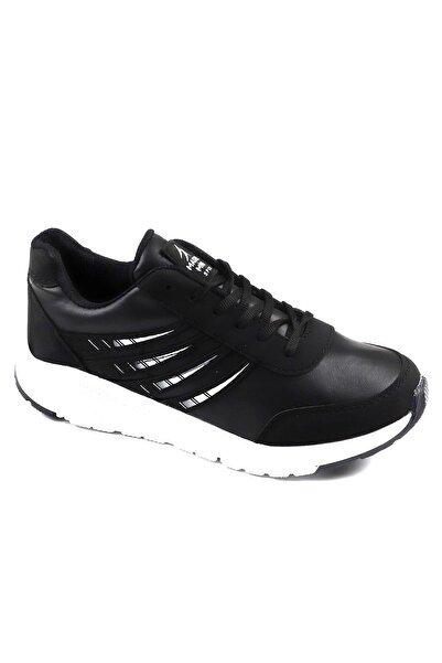 Master Erkek Siyah Günlük  Spor Ayakkabı