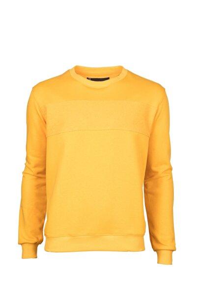 Bad Bear Erkek Sarı Sweatshirt