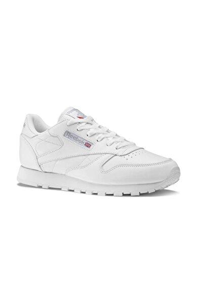 Reebok Kadın Beyaz Spor Ayakkabı  Classic Leather  R002232