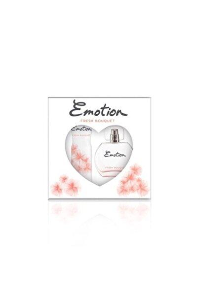 Emotion Fresh Bouqet Edt 50ml Kadın Parfüm Seti 3543633643