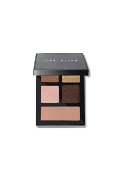 BOBBI BROWN Far Paleti - The Essential Eyeshadow Palette Burnished Bronze 4.25 g 716170228471