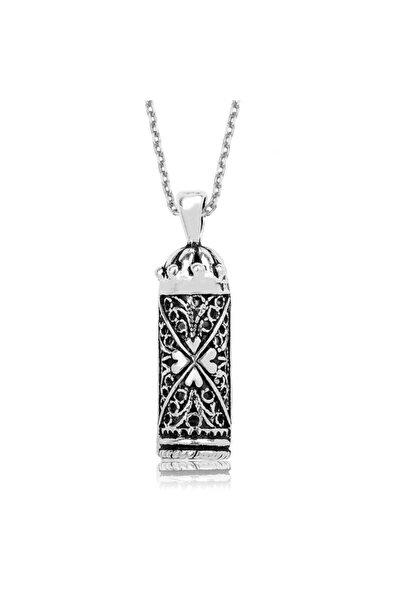 Gumush Gümüş Cevşen Bayan Kolye