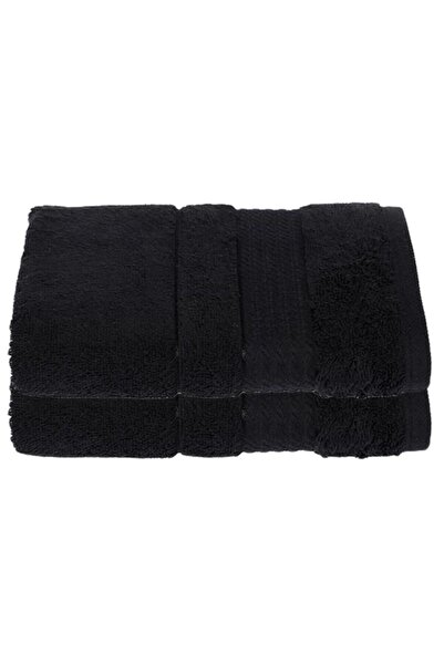 Özdilek Banyo Havlusu Trendy Siyah 90x150 Cm