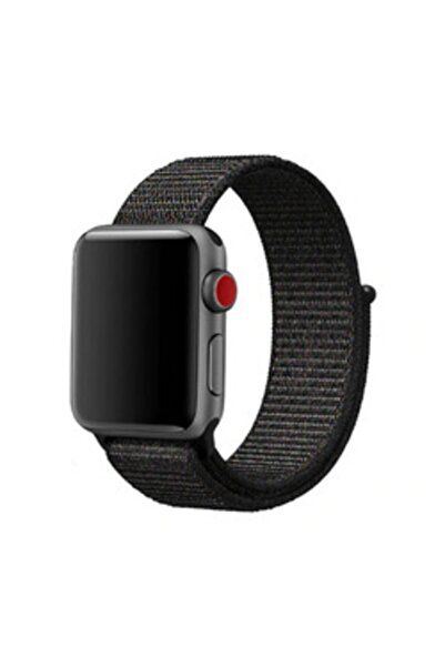 zore Apple Watch 44mm Krd-03 Hasır Kordon