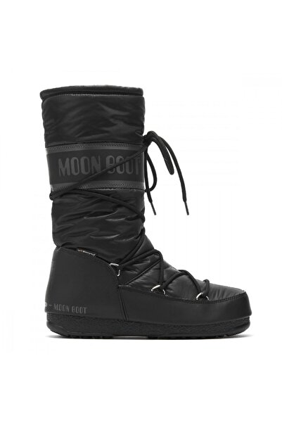 MOON BOOT Kadın Siyah Bot 24009100-001