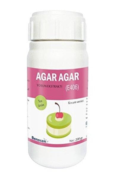 Agar Agar e406 200 gr
