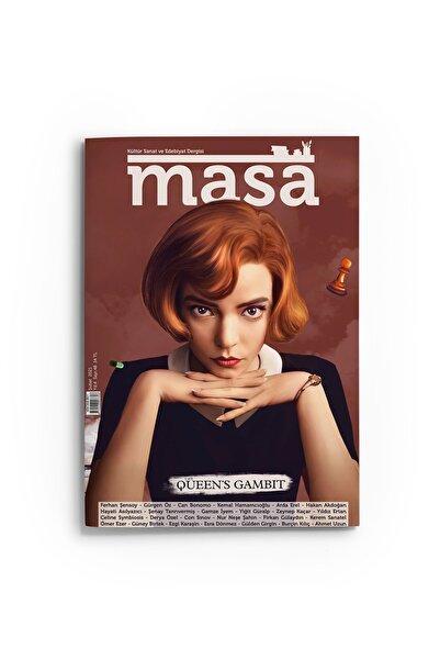 Masa Dergi The Queen's Gambit Sayısı
