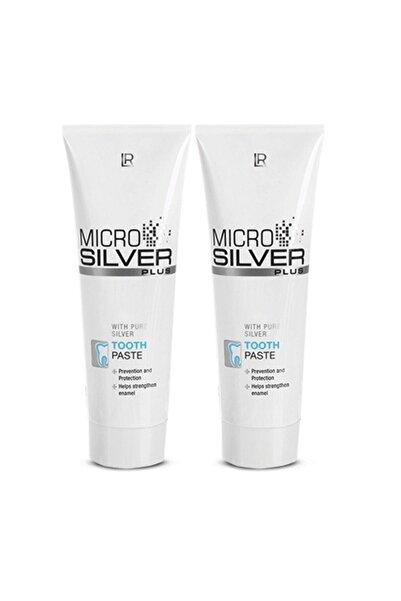 LR Microsilver Plus Diş Macunu - 2'li Set