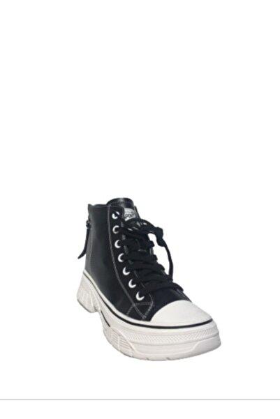 Guja Siyah Sneakers Ayakkabı 20k322-5
