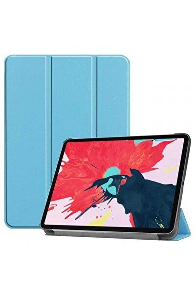 zore Ipad Pro 12.9 2020 Smart Cover Uyumlu Standlı 1-1 Kılıf